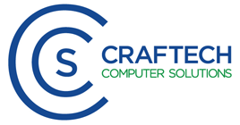 CrafTech Computer Solutions Logo